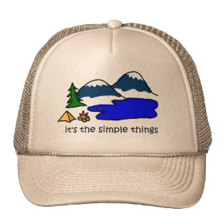 Simple Things - Camping Hat