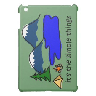 Simple Things - Camping Case For The iPad Mini