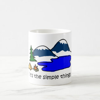 Simple Things - Camping Coffee Mug