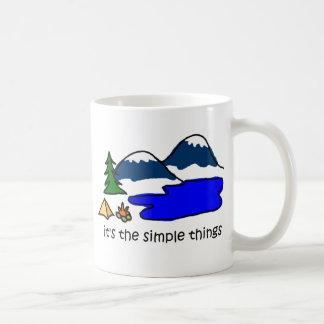 Simple Things - Camping Mugs