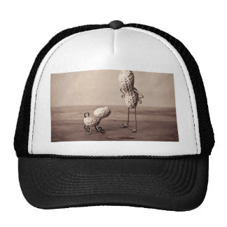 Simple Things - Man and Dog Mesh Hats