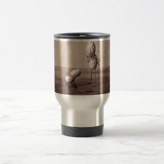 Simple Things - Man and Dog Coffee Mug