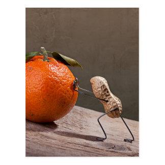 Simple Things - Sisyphos Postcard