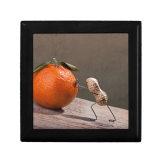 Simple Things - Sisyphos Small Square Gift Box