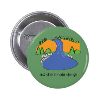 Simple Things - Waterfall Buttons