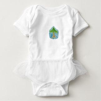 Simple Tree Baby Bodysuit