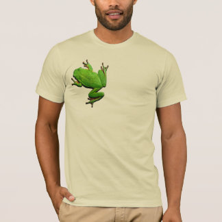 SIMPLE_TREE_FROG T-Shirt