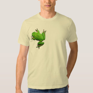 SIMPLE_TREE_FROG T SHIRTS