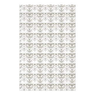 Simple Victorian Craft Paper Stationery Paper