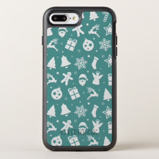Simple yet Lovely Ditsy Christmas | Phone Case