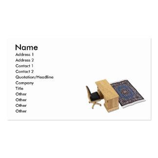 SimpleOffice090410, Name, Address 1, Address 2,... Pack Of Standard Business Cards