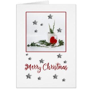 Simplicity for Christmas Card