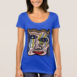 """Simplicity"" Scoop Neck T-Shirt"