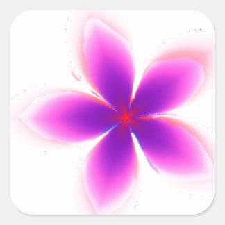 Simplicity Square Sticker