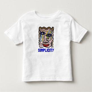 """""""Simplicity"""" Toddler Fine Jersey T-Shirt"""