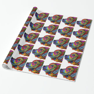 Simplicity Wrapping Paper