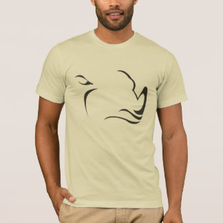 simplified rhino T-Shirt