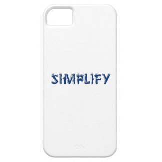 Simplify iPhone 5 Cover