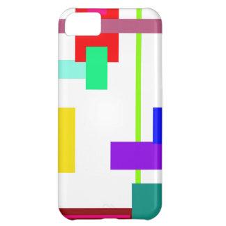 Simplistic Minimal Art Design iPhone 5C Covers