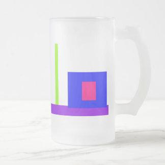 Simplistic Minimal Art Design Mugs