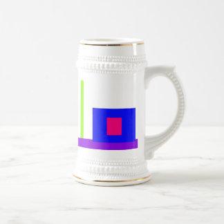 Simplistic Minimal Art Design Coffee Mug