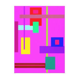 Simplistic Minimal Wall Art Stretched Canvas Prints