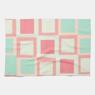 Simplistic Patterns Kitchen Towels