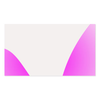 Simplistic Triangle Pack Of Standard Business Cards