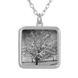 Simply Beautiful Silver Plated Necklace