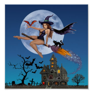 SIMPLY BEWITCH'N POSTER