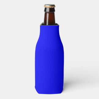 Simply Blue Solid Colour Bottle Cooler