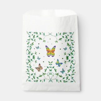 Simply Butterfly Favour Bags
