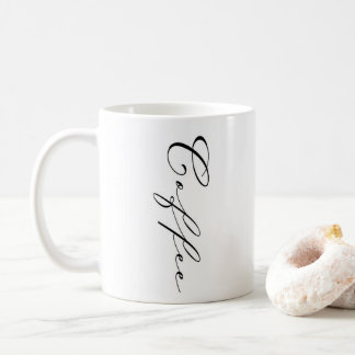 Simply COFFEE Coffee Mug