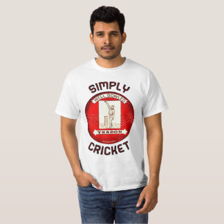 Simply Cricket T-Shirt