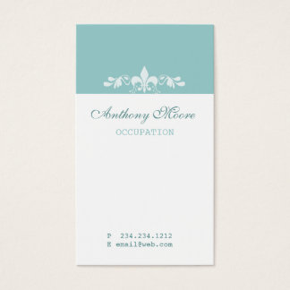 Simply Cute Charming Business Card