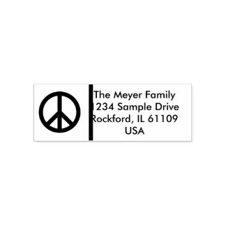 Simply Design - Your Address, Symbol & ideas Self-inking Stamp