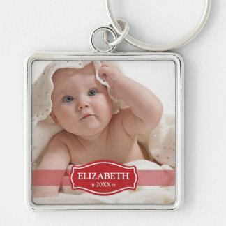 Simply Elegant Mommy's Keychain (red)