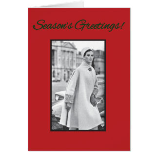 Simply Fabulous Holiday Greeting Card