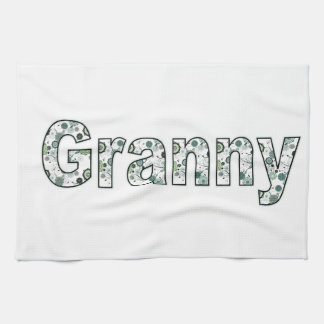 Simply Granny Kitchen Towels