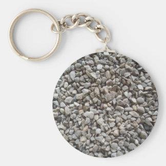 Simply Gravel Key Ring