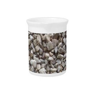 Simply Gravel Pitcher