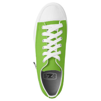 Simply Green Low Top Shoes Printed Shoes
