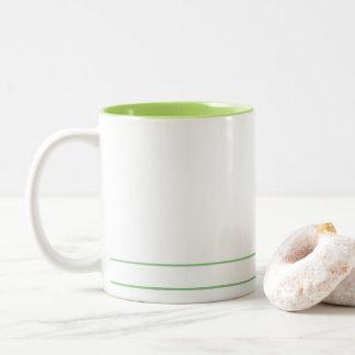 Simply green mug