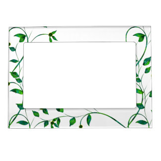 Simply Green Photo Frame Magnet