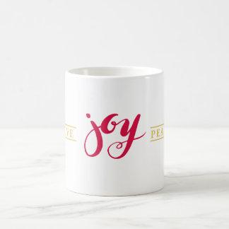 Simply Love Joy Peace Mug