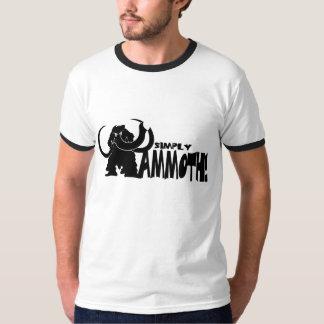 Simply Mammoth T-Shirt