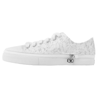Simply Marble Sneaker Printed Shoes
