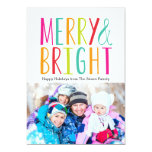 Simply Merry & Bright Holiday Photo Cards Announcement