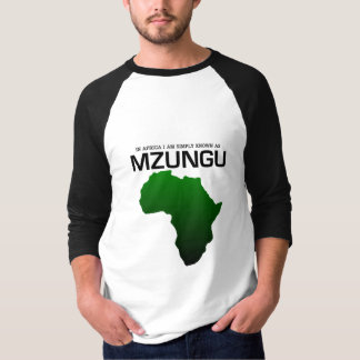 simply mzungu T-Shirt