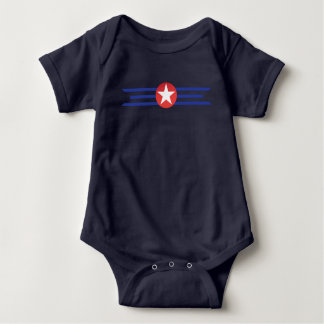 Simply Patriotic Baby Bodysuit